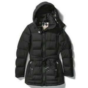 Final Markd Authentic Burberry Brit Puff Down Coat